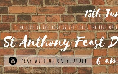 Blessed Feast of St Anthony