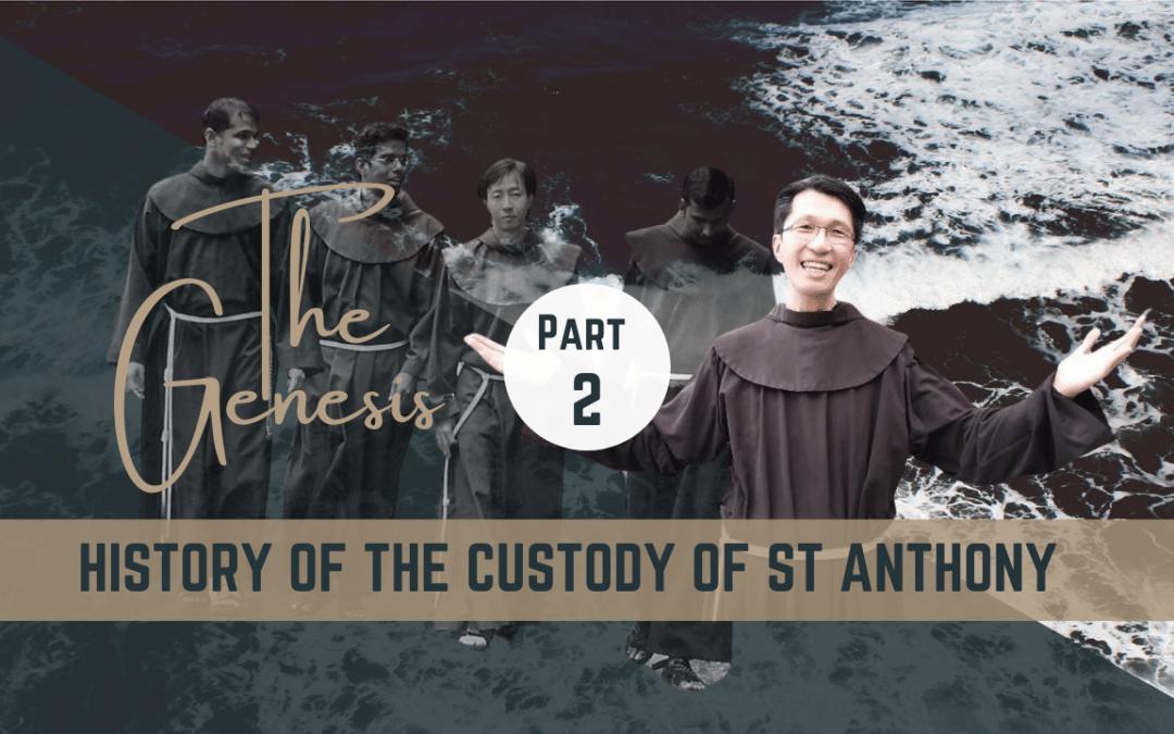 The Genesis – Part 2