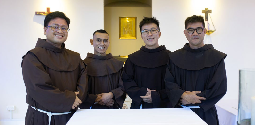 Welcoming Three New Novices