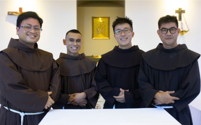 Welcoming Three New Novices (Latest-Sample)