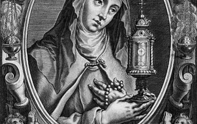 St Clare and the Path of Purification