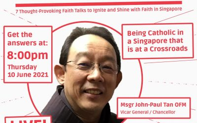 Being Catholic In A Singapore That Is At Crossroads