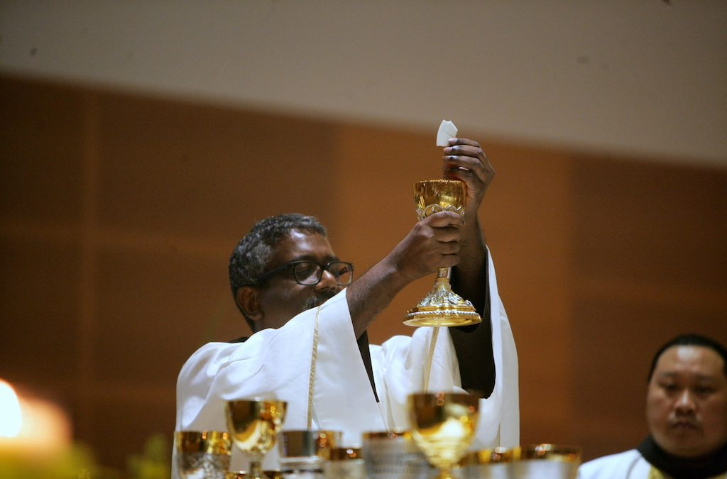 To Be the Eucharist for Others