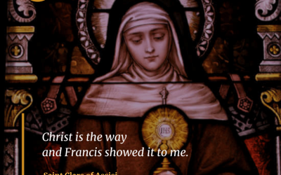 Saint Clare of Assisi (1194-1253)