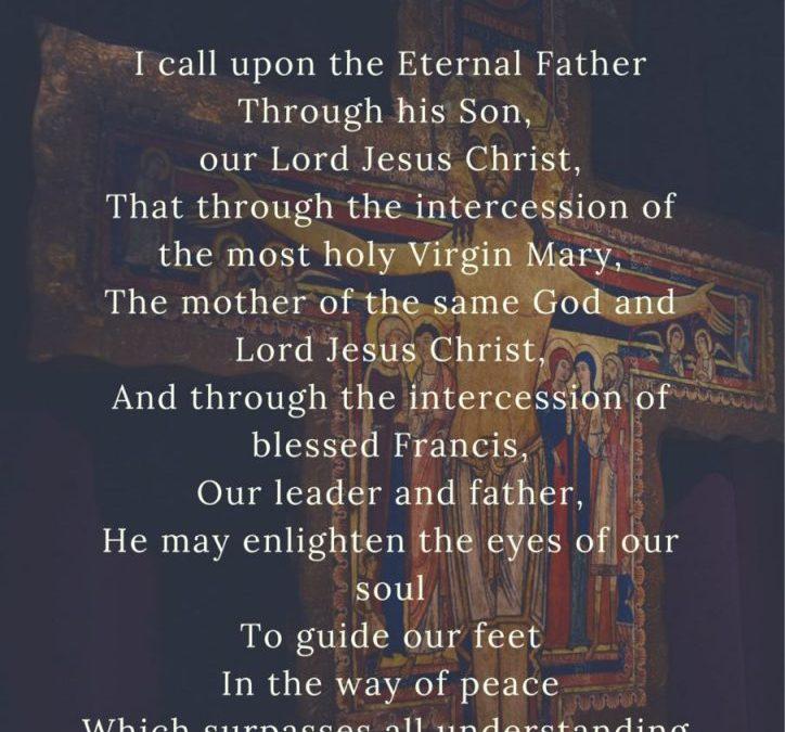 The Way To Peace : St Bonaventure